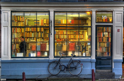 How Can a City of Excellence Not Have a Bookstore?
