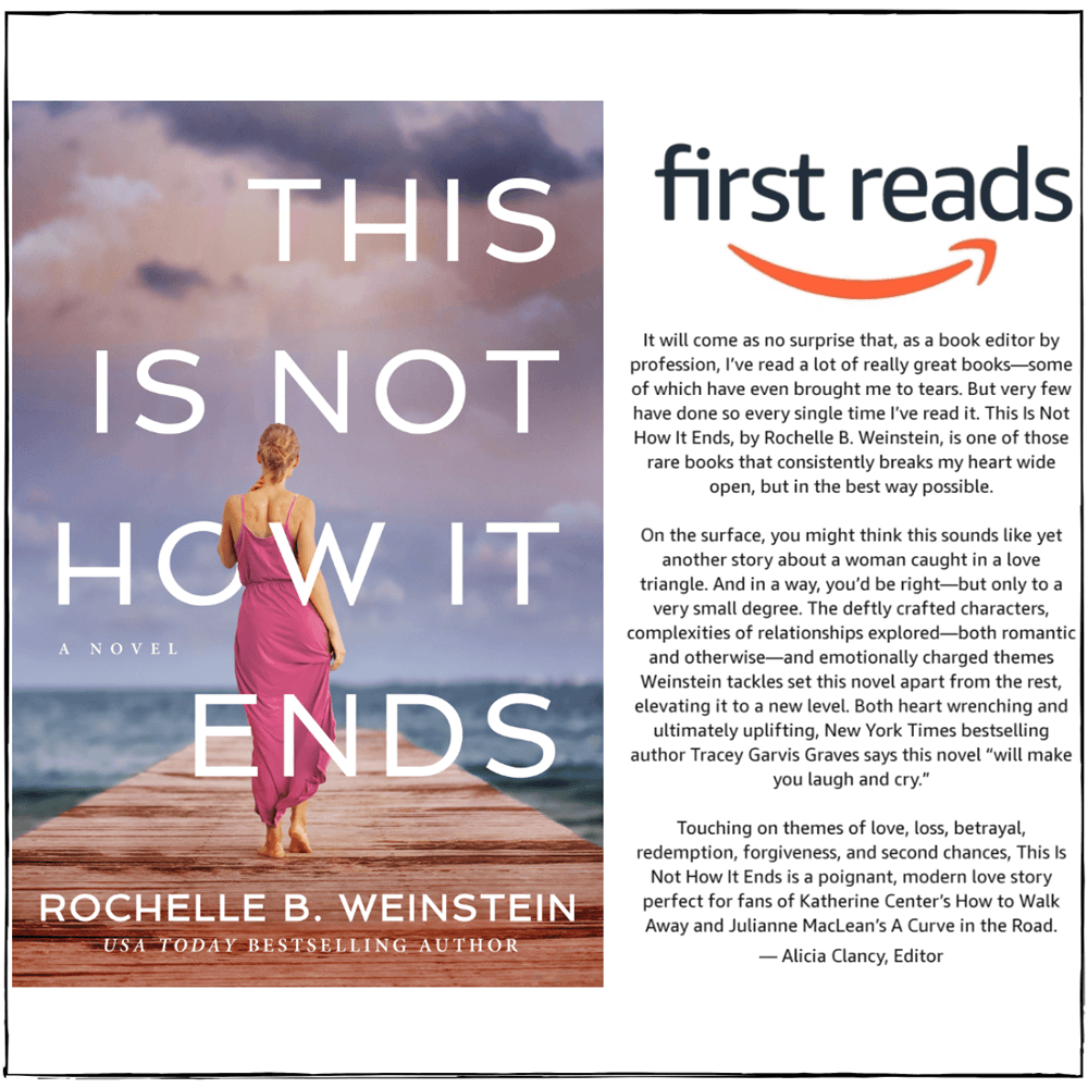 This Is Not How It Ends is a December Amazon First Reads