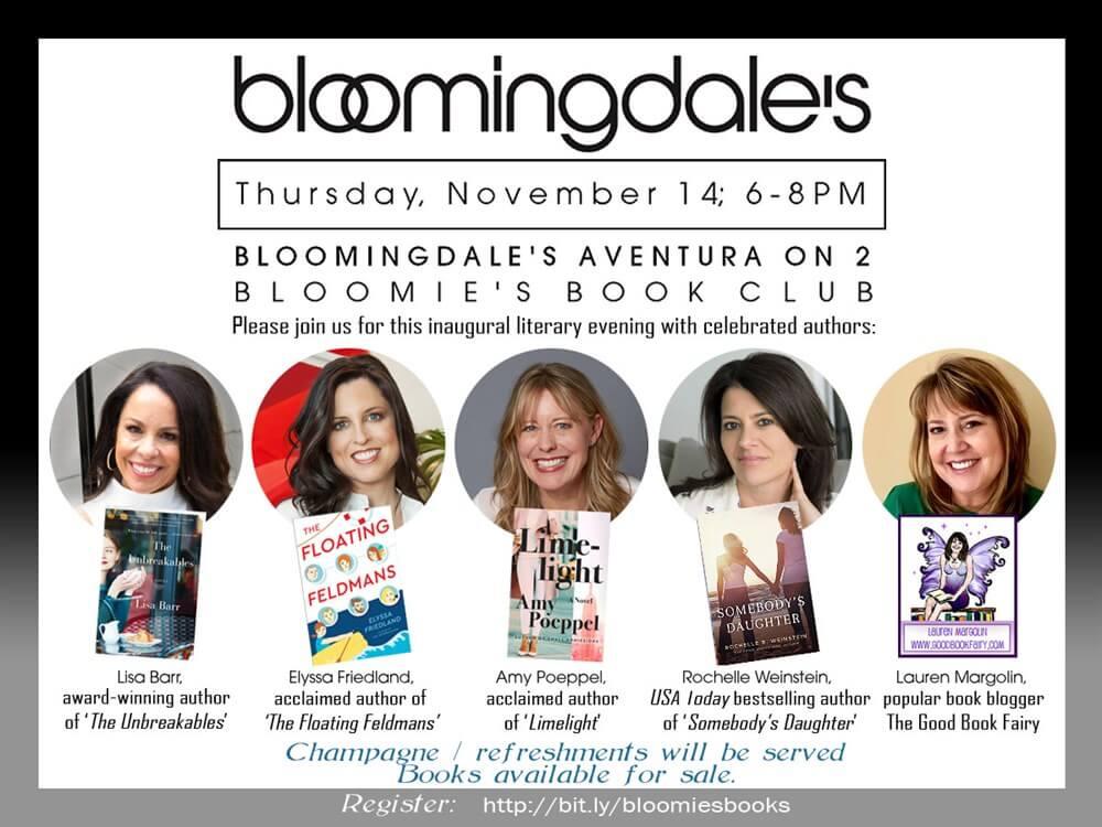 Bloomingdale's Book Club